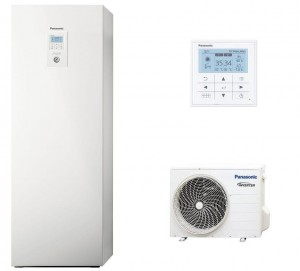 Pompa ciepła Panasonic ALL-IN-ONE KIT-ADC3HE5 3kW