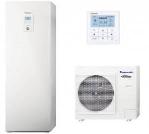 Pompa ciepła Panasonic ALL-IN-ONE KIT-ADC7HE5 7kW