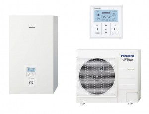 Pompa ciepła Panasonic AQUAREA KIT-WC07H3E5 7,0kW